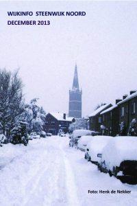 Wijkinfo december 2013