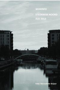 Wijkinfo juli 2013
